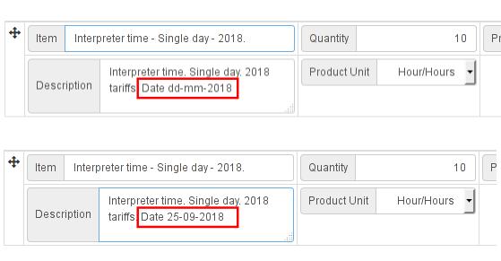date-in-description