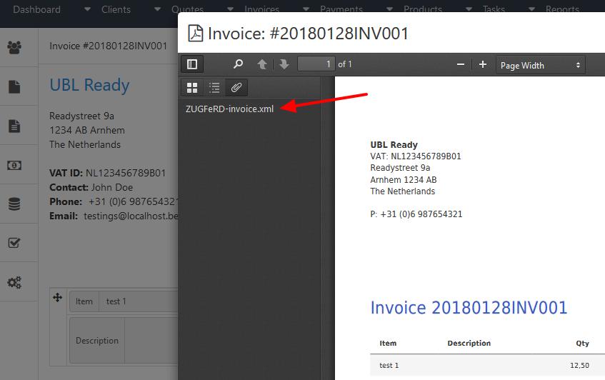 Batch export / print / send invoices - Feature Requests
